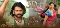 Prabhas & Anushka Shetty in Baahubali 2 Movie 30th Day Wallpapers