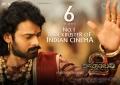 Prabhas in Baahubali 2 Movie 6th Week Wallpapers