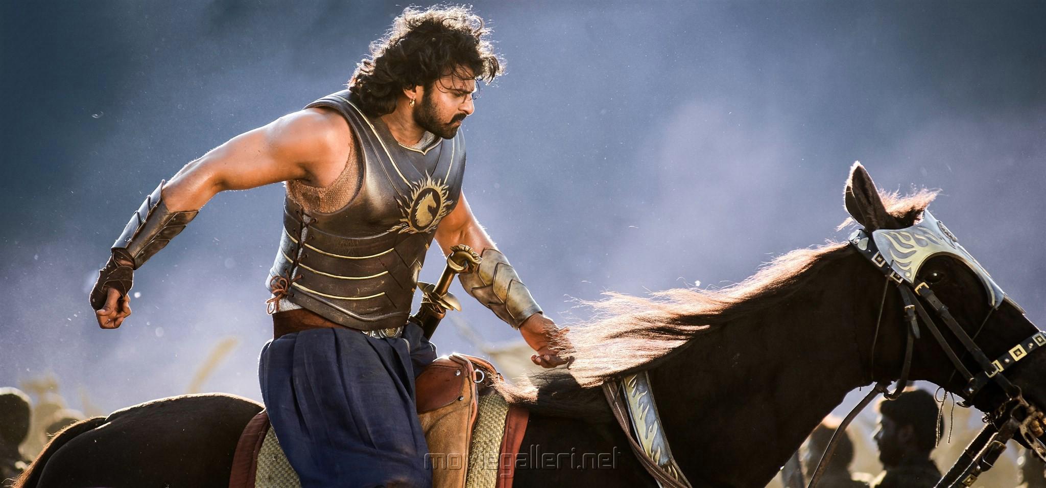 Prabhas's Baahubali 2 Movie Images HD