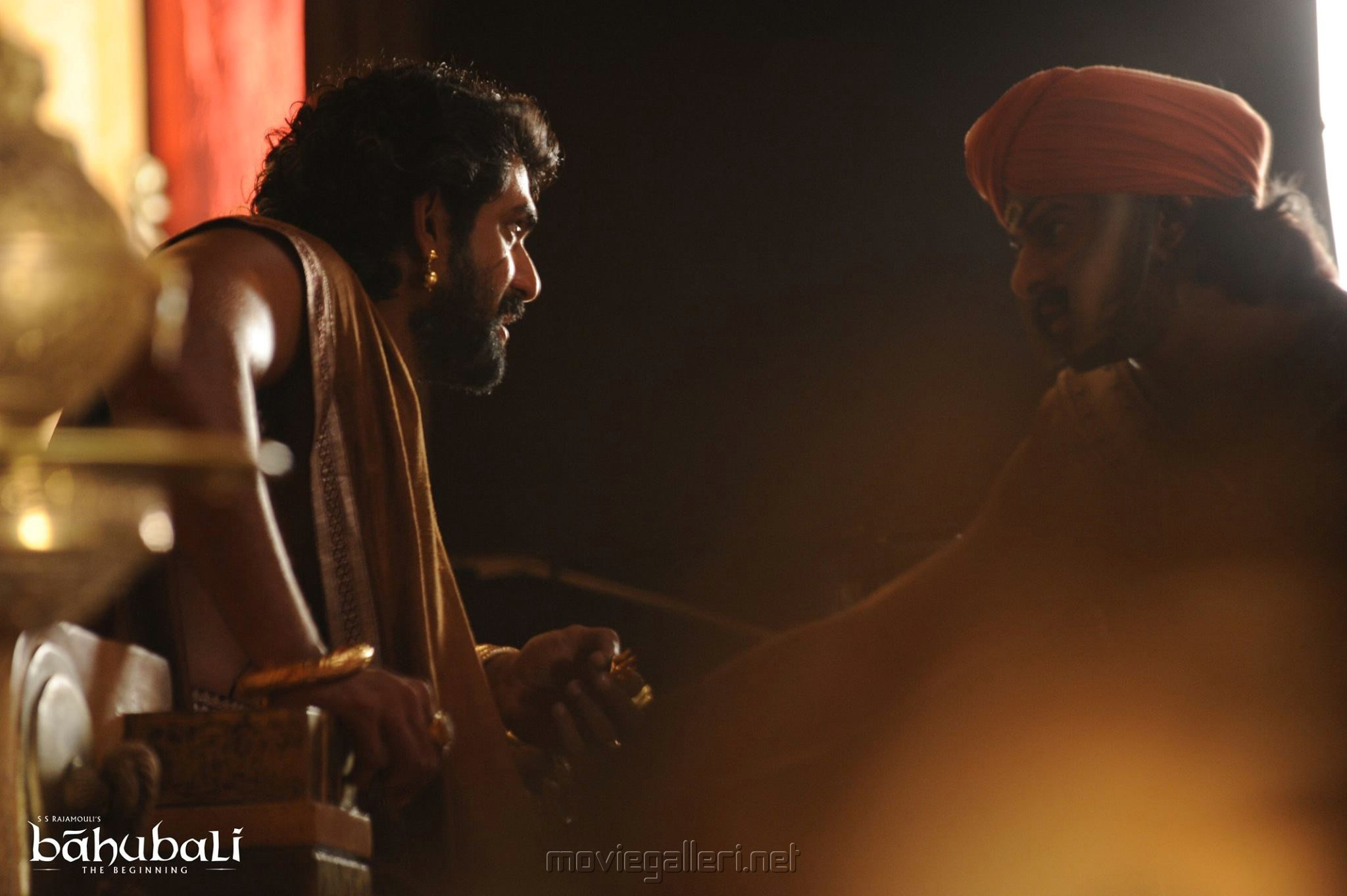 Rana Daggubati, Prabhas in Baahubali 2 HD Images