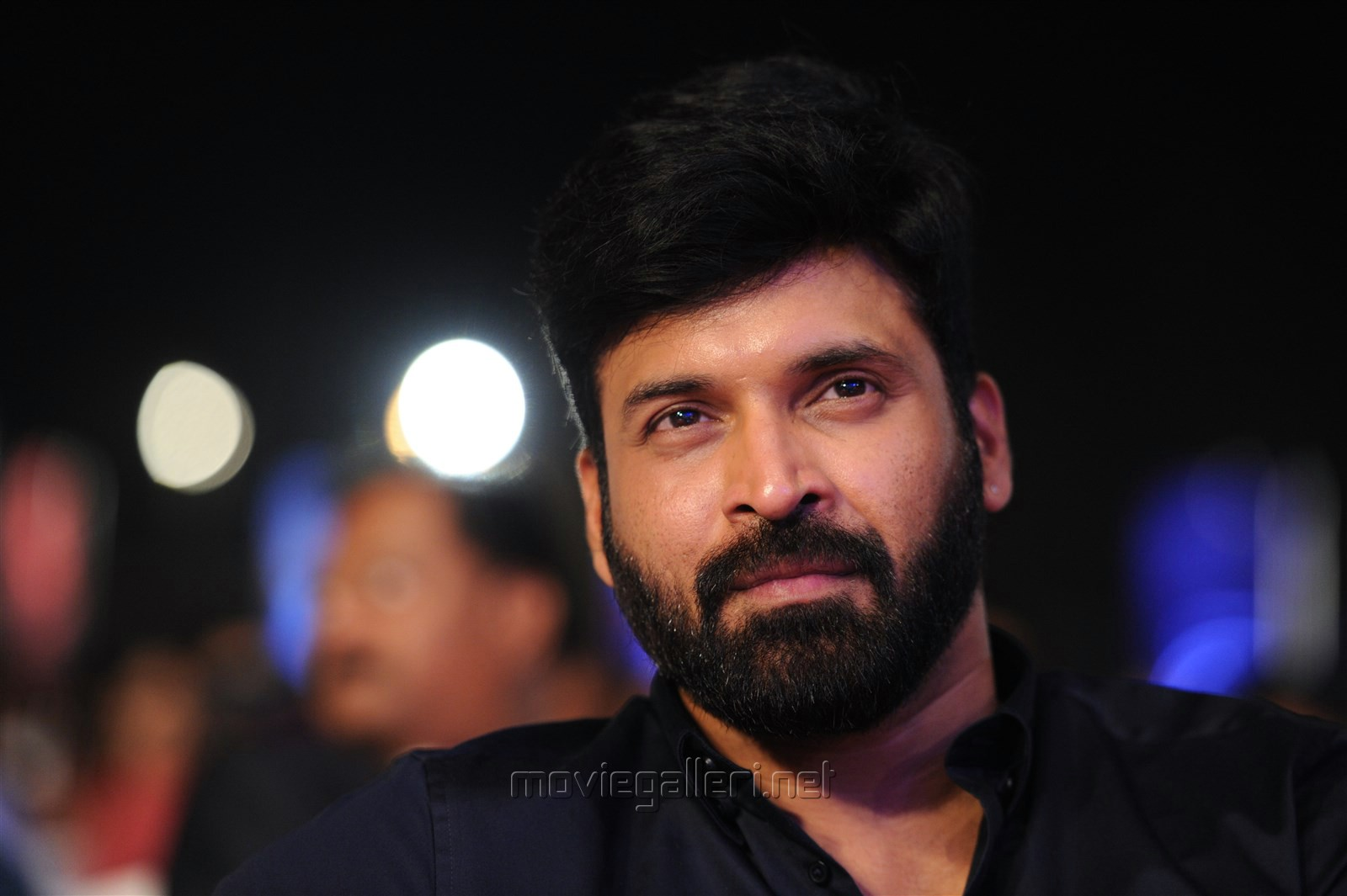 Actor Subbaraju @ Baahubali 2 Pre Release Function Photos