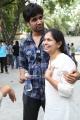Adivi Sesh, Rama Rajamouli @ Baahubali Success Celebrations Stills