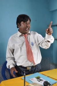 Bonda Mani in Baanu Movie Photos