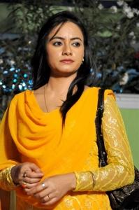 Actress Aishwarya Sant in Baanu Movie Photos