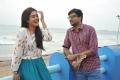 Mishti Chakraborty, Srinivas Avasarala in Babu Baga Busy Movie Stills