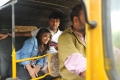 Tejaswi Madivada, Srinivas Avasarala in Babu Baga Busy Movie Stills