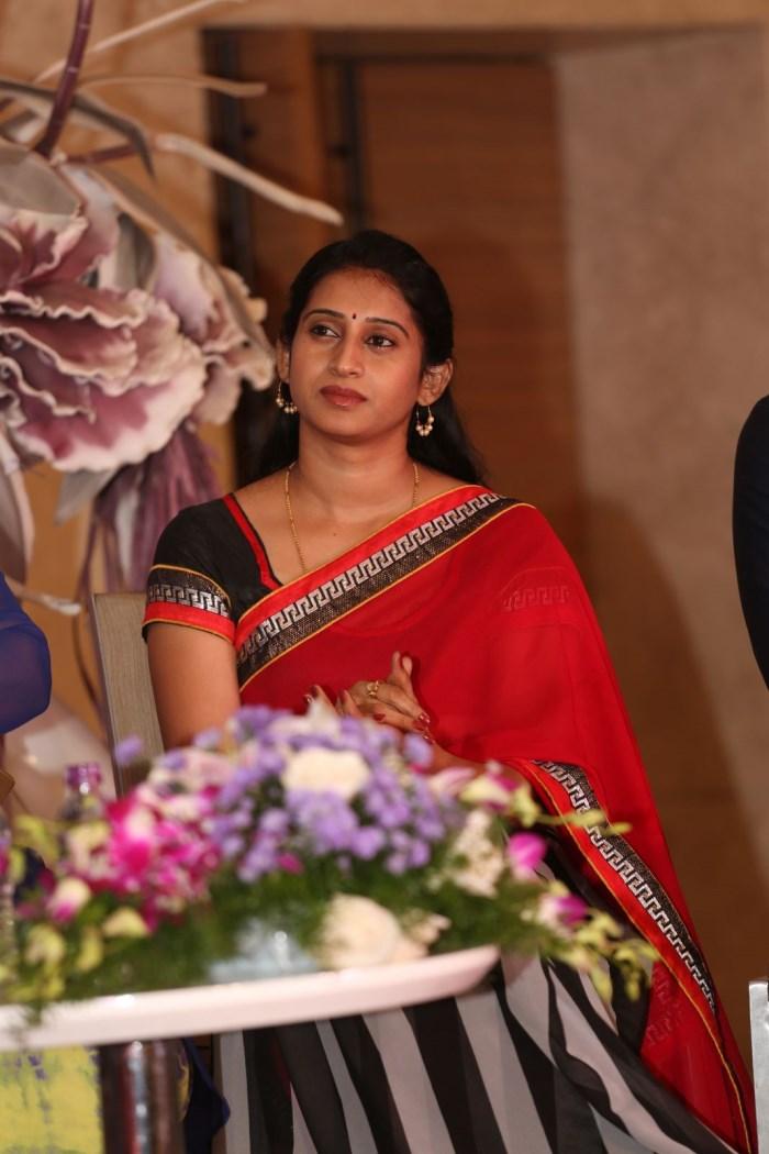 Picture 1072554   Actress Meena Kumari @ Babu Bangaram Success Meet Stills   New Movie Posters