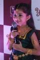 Deiva Thirumagan Sara in Silk Pavadai Sattai Stills