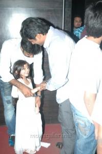 Baby Sara in Deiva Thirumagan Premiere Show