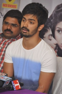 Actor Mahat Raghavendra at Back Bench Student Exhibition MUSE Art Gallery