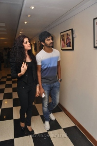 Piaa Bajpai, Mahat Raghavendra at Back Bench Student Exhibition MUSE Art Gallery