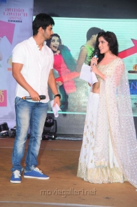Mahat Raghavendra, Piaa Bajpai at Back Bench Student Movie Audio Release Function Photos