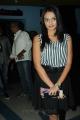 Actress Nikitha Narayan at Back Bench Student Premier Show Photos