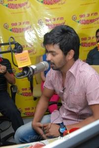 Mahat Raghavendra at Back Bench Student Movie Team at Radio Mirchi Photos