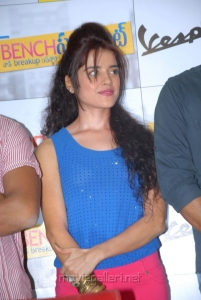 Piaa Bajpai at Back Bench Student Movie Team at Radio Mirchi Photos