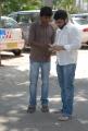 Producer Studio Green KE Gnanavel Raja at Bad Boy Movie Press Meet Stills