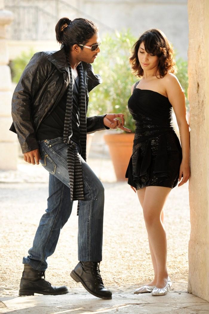 Tamanna and Allu Arjun Photos Gallery - Tamil actress ...
