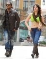 Allu Arjun Tamanna Hot Pics in Badrinath Movie