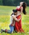 Allu Arjun Tamanna Badrinath Movie Latest Stills
