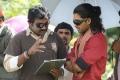 Allu Arjun,V V Vinayak @ Badrinath Movie Shooting Spot Stills