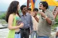 Tamanna,V V Vinayak @ Badrinath Movie Shooting Spot Stills