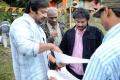 V V Vinayak @ Badrinath Movie Shooting Spot Stills