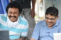 Allu Arvind,V V Vinayak @ Badrinath Movie Shooting Spot Stills