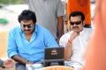 Director V V Vinayak @ Badrinath Movie Shooting Spot Stills