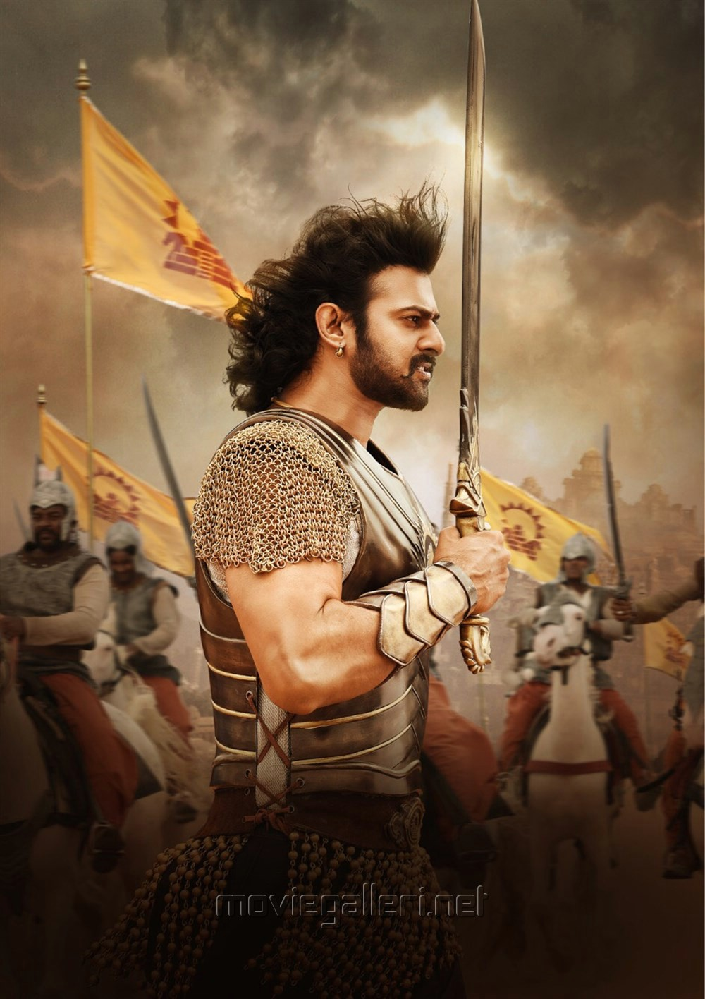 Hd wallpaper bahubali 2 - Baahubali 2 Prabhas Images Hd