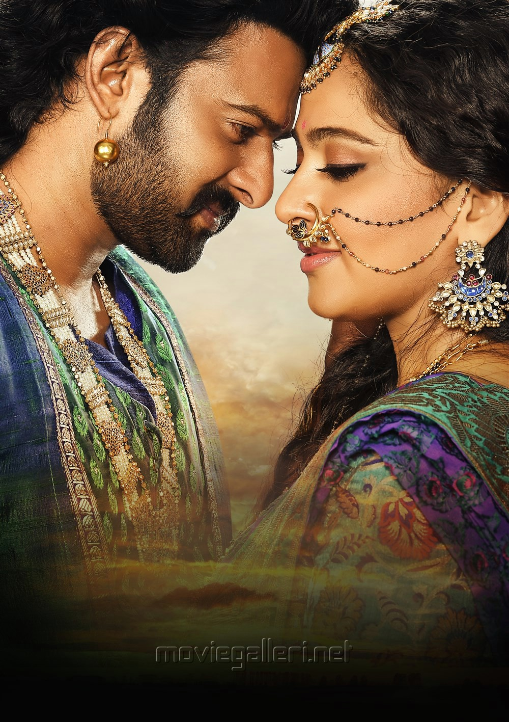 Prabhas And Anushka In Bahubali Picture 1204925 | Prab...