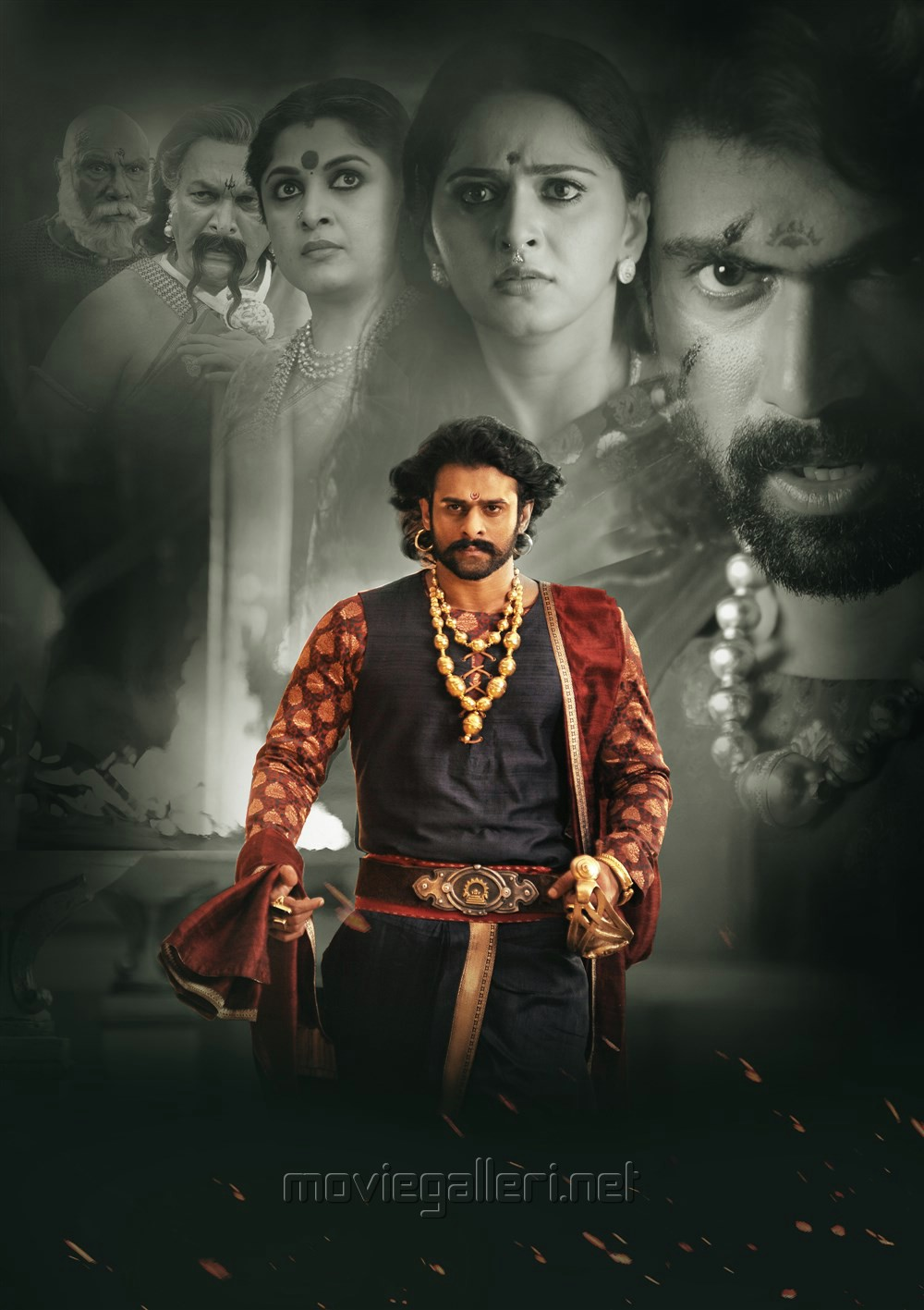 Picture 1204926 prabhas 39 s baahubali 2 new images hd - Bahubali 2 poster hd ...