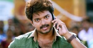 Actor Vijay in Bairavaa Movie New Stills