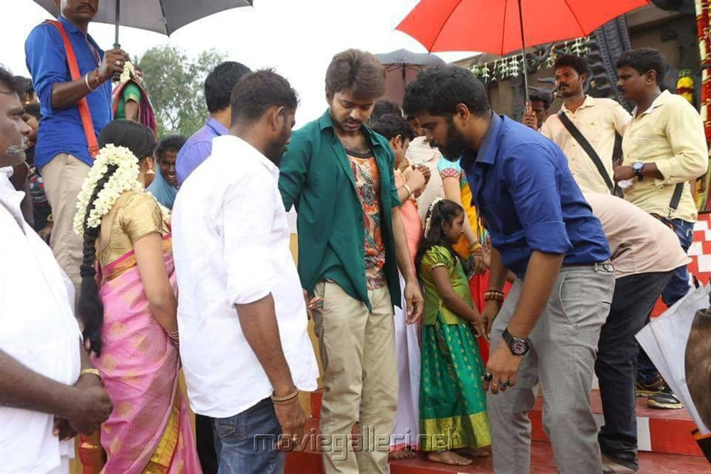 Bhairava Shooting Spot Images
