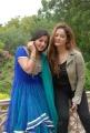 Keerthi Chawla, Kiran Rathod at Baja Bhajantrilu Press Meet Stills