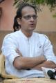 Director CSR Krishna at Bakara Movie Press Meet Stills