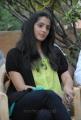 Telugu Actress Pragathika at Bakara Movie Press Meet Stills