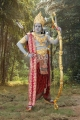 Balakrishna as Sri Rama Getup Stills
