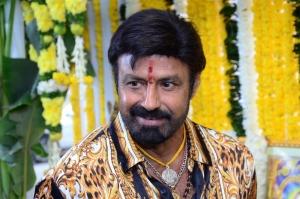 Nandamuri Balakrishna Boyapati Srinu New Movie Opening Stills