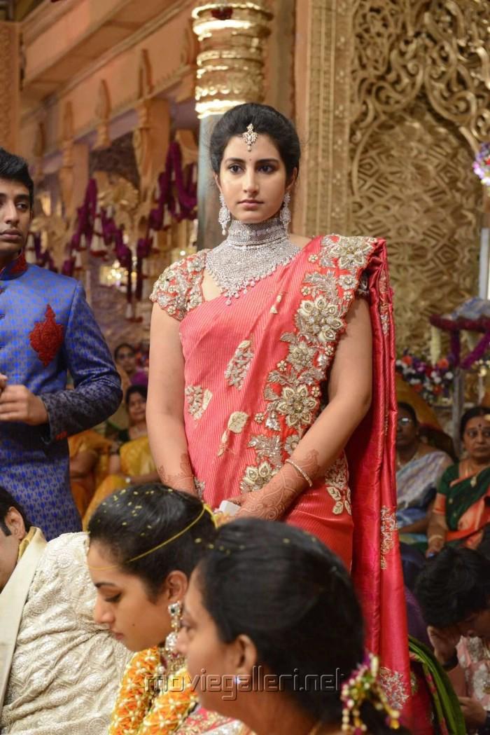 Picture 539483 | Balakrishna Daughter Brahmini New Photos ...