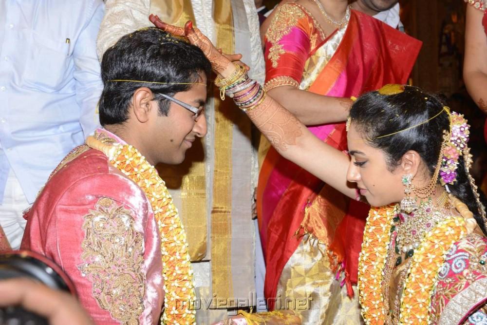Picture 539571 | Balakrishna Daughter Tejaswini Sribharat ...