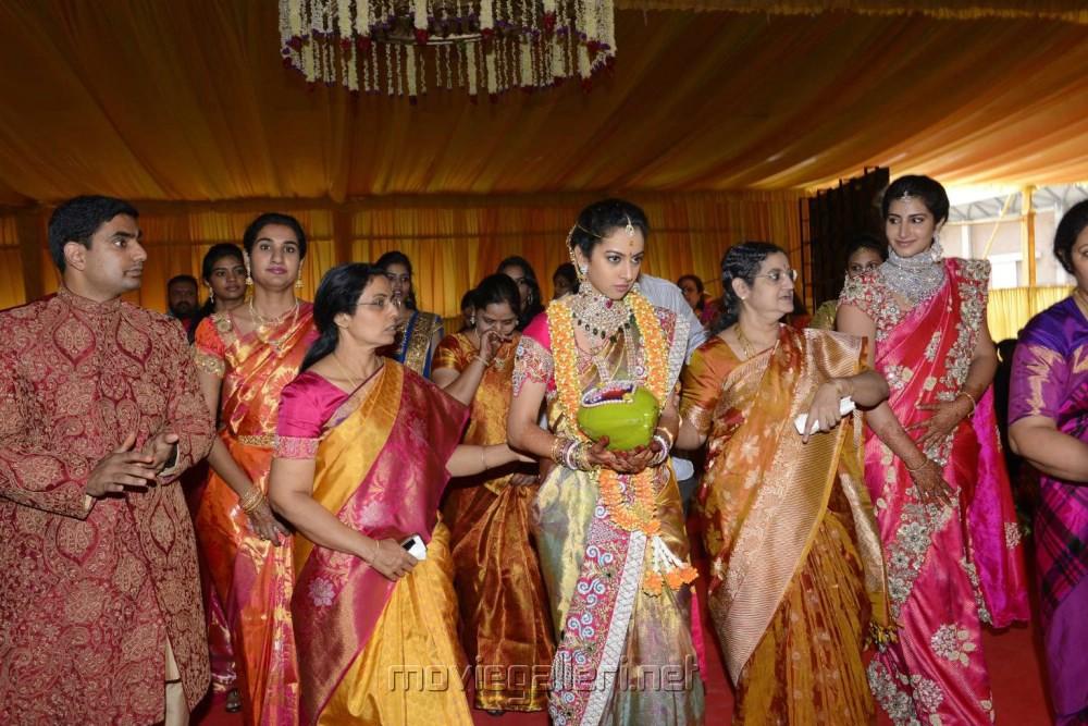 Picture 539623 | Balakrishna Daughter Tejaswini Marriage ...