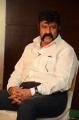 Nandamuri Balakrishna Interview Stills about GPSK Movie