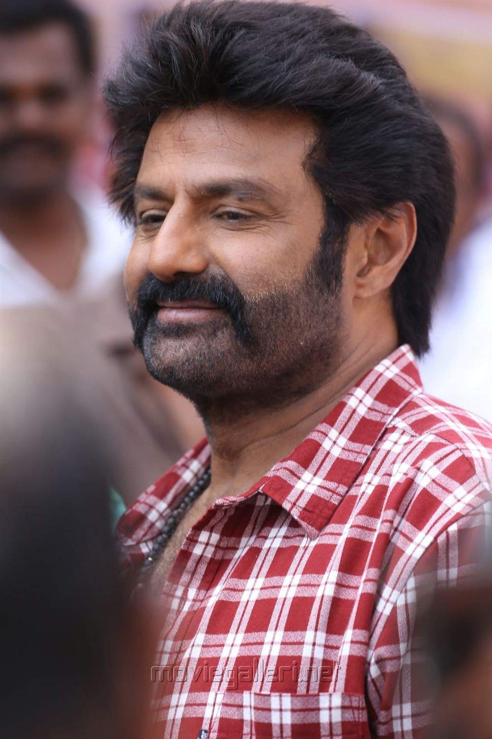 Actor Nandamuri Balakrishna KS Ravikumar Movie Opening Stills