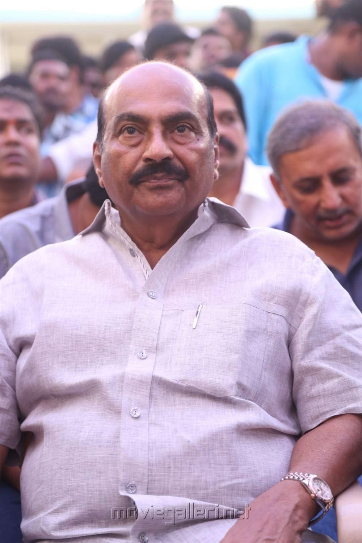 A. Kodandarami Reddy @ Balakrishna Puri Jagannadh Movie Launch Stills