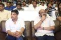Dil Raju & S Radha Krishna @ Balakrishnudu Audio Launch Stills