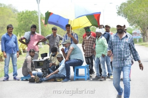 Balakrishnudu Movie Working Stills