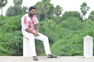 Actor Ajay @ Balakrishnudu Movie Working Stills