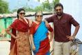 Tanya, Kovai Sarala, M.Sasikumar in Balle Vellaiyathevaa Movie Stills