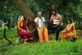 Kovai Sarala, Sangili Murugan, M.Sasikumar, Tanya in Balle Vellaiyathevaa Movie Stills