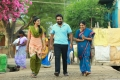 Tanya, M.Sasikumar, Kovai Sarala in Balle Vellaiyathevaa Movie Stills